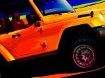 Mopar sketches preview Jeep Easter Safari in Moab, Utah.