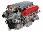 Mopar's V-10 crate motor, aimed at drag racers. Image: Chrysler Group LLC