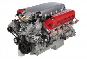 Mopar's V-10 crate motor, aimed at drag racers. Image: Chrysler Group LLC