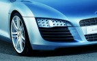 More details on Audi R8's world's first all-LED headlights