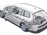 More info on the Saab-Haldex XWD system
