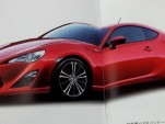 More leaked shots of Toyota FT-86