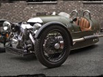 Morgan 3 Wheeler courtesy of Morgan Motor Company