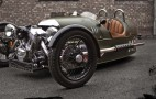 Morgan 3 Wheeler Recalled Due To Missing Warning Labels
