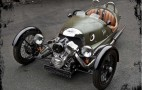 Yes, the Morgan 3 Wheeler really is that awesome
