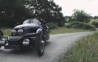 Morgan EV3 whirs to life with initial limited-edition run