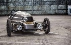 Morgan EV3 electric three-wheeler: eccentric British maker's official video