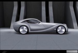 2008 Morgan LIFECar Concept