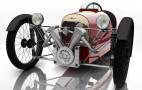 Morgan Unveils Pedal-Powered 3 Wheeler