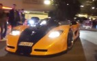 Ultra-Rare Mosler MT900 GTR Spotted In Monaco: Video