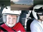 Mother-Son Autocross
