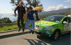 Converted Electric Nissan Qashqai Completes Round-World Trip