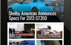 Motor Authority's iPhone And iPad App: New Features