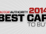 Motor Authority's Best Car To Buy 2014 award