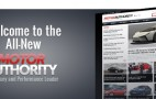 Check Out New, Quicker, Smarter, Slicker Motor Authority Site!