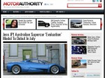MotorAuthority redesign preview