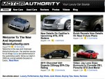 High Gear Media Revs Up with MotorAuthority.com