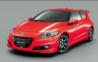 Mugen-Prepped 2011 Honda CR-Z Officially Launched
