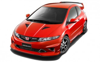 Across The Pond: Mugen Releases 237HP Honda Civic Type-R