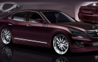 2010 SEMA Preview: Mummbles Marketing 2011 Hyundai Equus