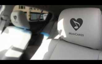 Video: 2010 Acura ZDX Customized For MusiCares Auction (Ends Today!)
