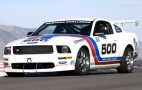 All-New Mustang FR500S Race Car To Be Produced