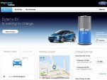 2012 Ford Focus Electric SmartPhone App, Website, Goes Live