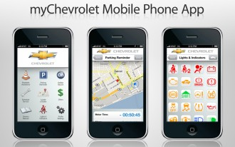 GM Finally Releases The myChevrolet And OnStar MyLink Applications
