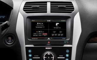 Ford Makes MyFordTouch Infotainment System Simpler, Faster: Video