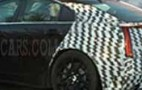 Spy Shots: Mystery Cadillac Compact Sedan, ATS Or Converj?