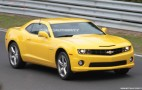 Spy Shots: Euro-Spec Chevrolet Camaro Or New Facelift?