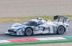 Ferrari Race Car Prototype, 2015 Audi TT, Volvo Concept XC Coupe: This Week's Top Photos