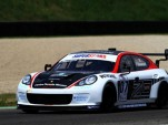 N.Technology Porsche Panamera S race car