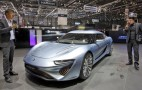 Quant e-Sportlimousine Concept Powered By nanoFLOWCELL Tech Makes Debut: Video