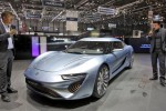 Quant Limousine Concept Pioneers Flow Cell Power Unit At Geneva