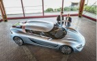 Quant Limousine With Flow-Cell Battery Tech Begins German Road Trials