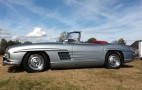 Natalie Wood's Mercedes-Benz 300SL Heads To Amelia Island