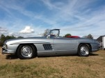 Natalie Wood's Mercedes-Benz 300SL