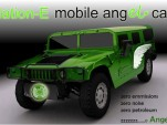 Nation-E Reveals All-Electric HUMMER H1 'Angel Car'