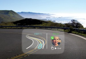 Gadgets: Navdy Heads-Up Display Offers A Glimpse Of Driving In The Future