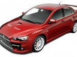 Near-production Mitsubishi Lancer Evolution X unveiled
