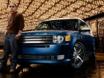 Nelly Ford Flex crossover