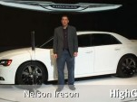 Nelson Ireson and the 2012 Chrysler 300 SRT8