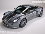 Nemesis electric sports car