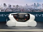 NEVS InMotion concept, 2017 CES Asia