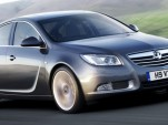 New 2009 Opel Insignia interior shots