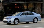 2010 Ford Fusion Hybrid Ride & Drive Review