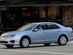 New 2010 Ford Fusion Hybrid