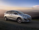 New 2011 Mazda Mazda5 minivan, to be unveiled at Geneva Motor Show, March 2010