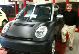Discontinued 2011 Think City Electric Cars For Sale: $22,300